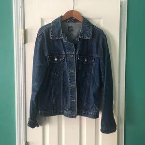 Gap Denim Jacket - Size L