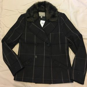 Banana Republic Double Breasted Blazer
