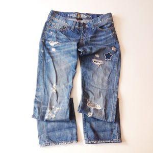 "🎈1 HR FINAL SALE🎈LUCKY BRAND ""RILEY"" jeans"