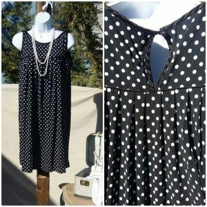 AGB Dresses & Skirts - Cute Poka dot dress