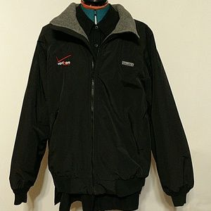 NWOT Land's End Verizon Squall Jacket