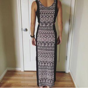 Material Girl Dresses & Skirts - Printed Maxi Dress