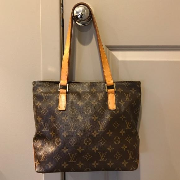 d2dadb5c1145 Louis Vuitton Handbags - Louis Vuitton canvas piano tote bag PM
