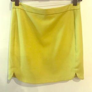 Ara  Dresses & Skirts - Lime mini skirt