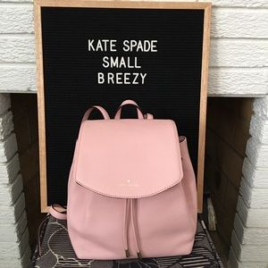 kate spade Handbags - Kate Spade Small Breezy in Rose Jade