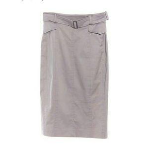 Akris Dresses & Skirts - Akris Punto  Belted Below Knee Straight Size 2 S