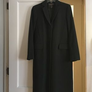 Banana Republic Maxi Wool Coat
