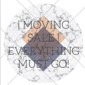 Other - •Everything Must Go | Moving Sale• 🌾