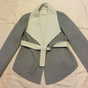 Banana Republic Wool Wrap Jacket