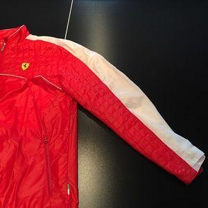 Chaqueta De Los Hombres Puma Ferrari jl8i2khIHh