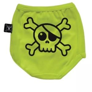 nununu Other - Nununu Organic Neon Skull Bottoms 4T