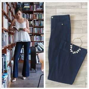 ❤Anthropologie Pilcro high waist flare jeans Sz 29