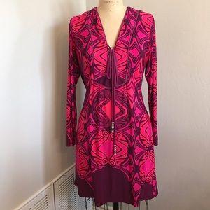 analili Dresses & Skirts - Analili purple & pink mini dress