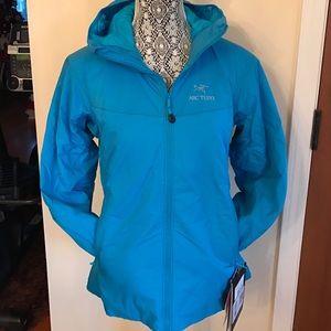 Arc'teryx Jackets & Blazers - New ARC'TERYX Atom LT blue hoody jacket