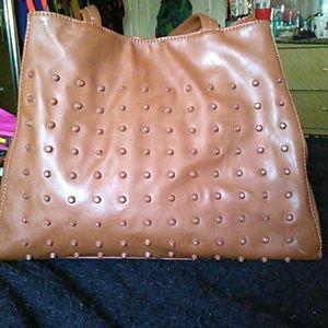 Clutch Soft Leather Bag.