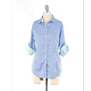 Brooks Brothers Tops - Brooks Brothers gingham check buttondown