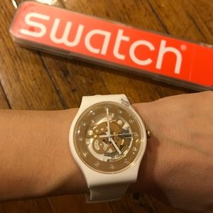 Swatch Accessories - Swatch Watch-RARE Sunray Glam! NWT!