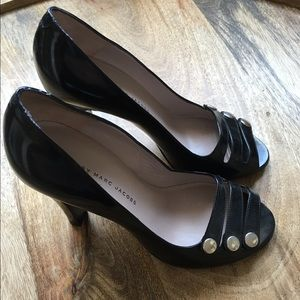 NWT Marc by Marc Jacobs patent leather pumps