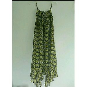 Colors of California Dresses & Skirts - Maxi dress Ikat Print