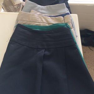 Dresses & Skirts - Bundle 5 size 10 skirts.