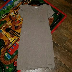 Dresses & Skirts - Super soft Brown tshirt dress
