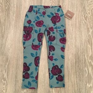 Tea Collection Other - NWT French Terry Cargo Pants
