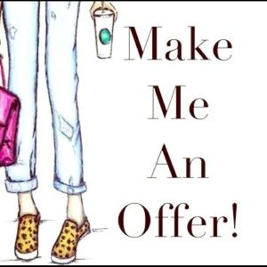 Other - Make me an offer🌺