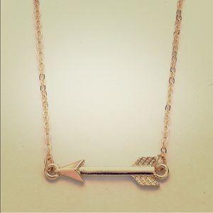 Dantiy Arrow Pendant Necklace💕