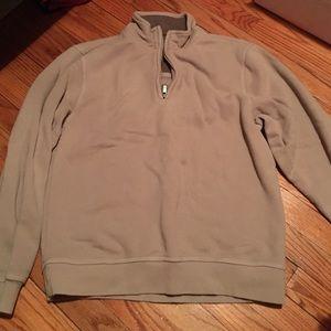 Arrow Tops - 3/4 zip sweater