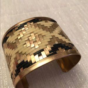 kohls Jewelry - A unique stranded designed bracelet!