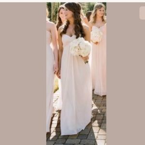 Monique Lhuillier Dresses & Skirts - Monique Lhuillier dress wedding. Bridesmaid bride