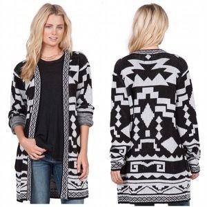 Volcom Sweaters - ❤️BOGO❤️Volcom Showdown cardigan Aztec XS/S