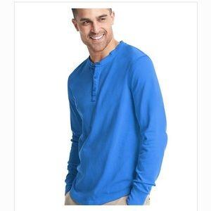 Men's Henley shirt