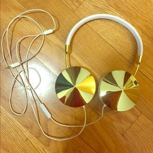 Accessories - Gold Frends Taylor Over the Ear Headphones