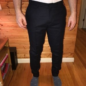 Our Legacy Other - $400 MSRP Our Legacy Navy canvas wool pants 35x32