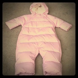 Ralph Lauren Snow Suit - 12 months