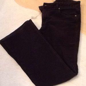 Polo by Ralph Lauren Denim - Polo Jeans Company black corduroy jeans