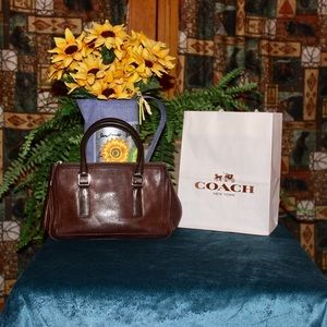 Coach Handbags - ✨ Vintage Satchel✨