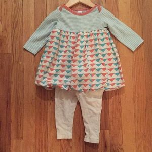 Stem Baby Other - Stem by Nordstrom long sleeve bubble dress