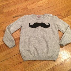 Emile et Ida Other - Mustache Sweater