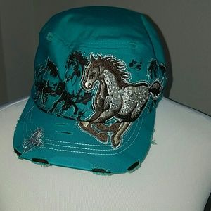 kbethos Accessories - Horse Hat