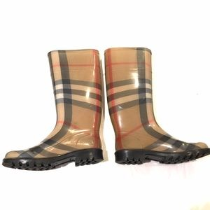 Burberry Shoes - 100% authentic Burberry rainboots