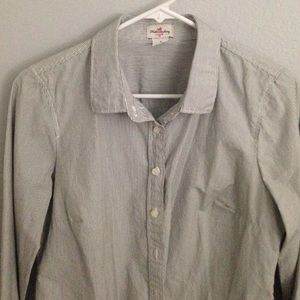 J. Crew Factory Tops - J. Crew stripped button down