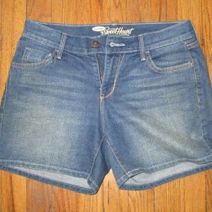 Women's Old Navy The Sweetheart Denim Shorts