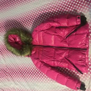 SAM. Other - Pink puffer