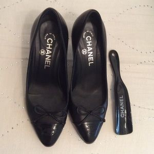 CHANEL Shoes - AUTHENTIC CHANEL HEELS