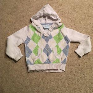 Mud Pie Other - Mud pie baby boy argyle sweater