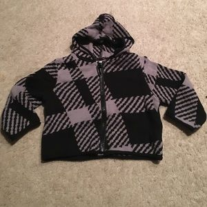 Trumpette Other - Zip up sweater with hood for baby