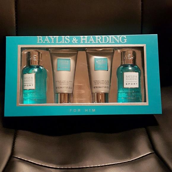 220096315e Baylis   Harding mens shower set