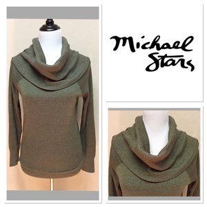 Michael Stars Sweaters - OSFM MICHAEL STARS slouchy neck sweater